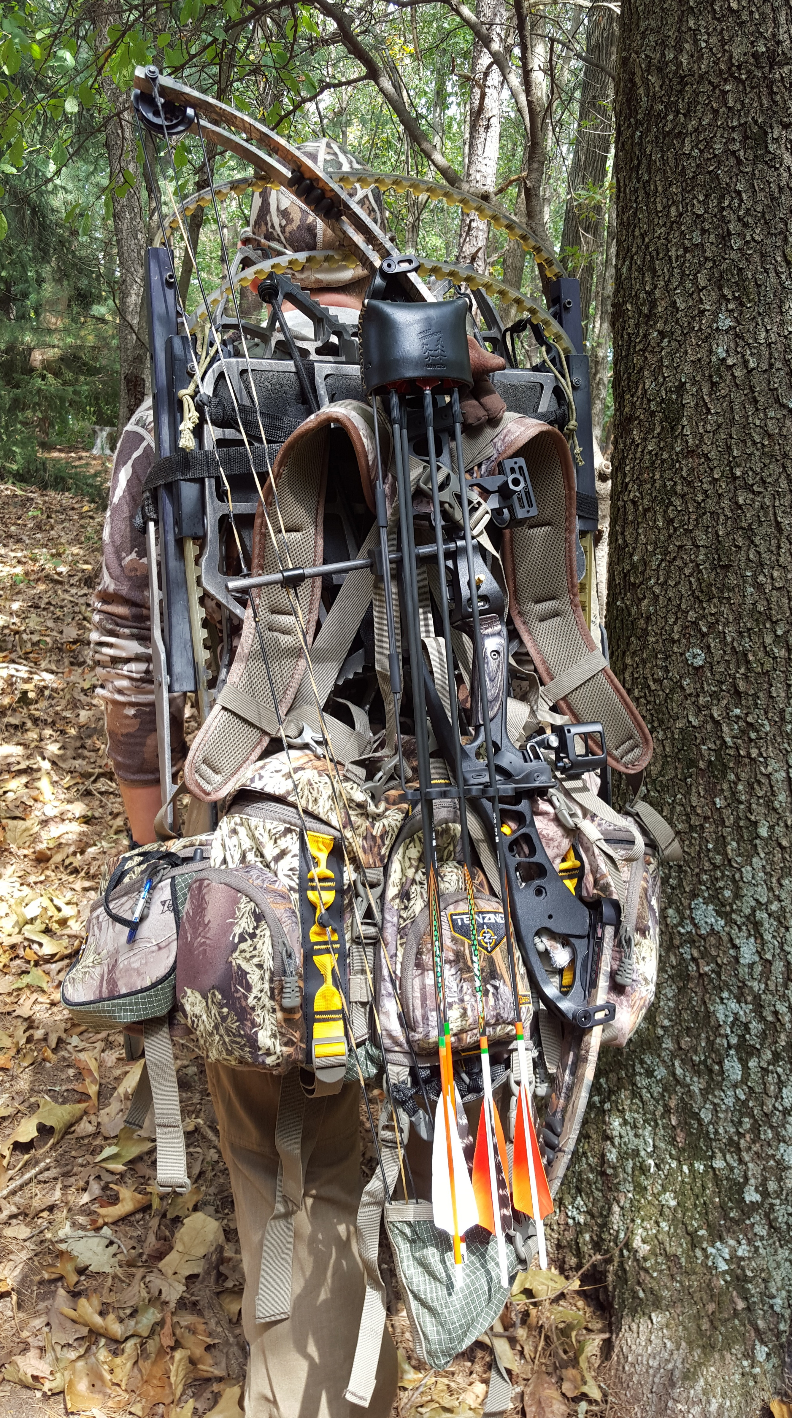 Lone Wolf Treestand Tips Amp Tricks